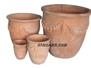 Terracotta & Antique Terracotta Clays