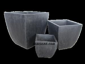 Terrazzo & Cement Pots